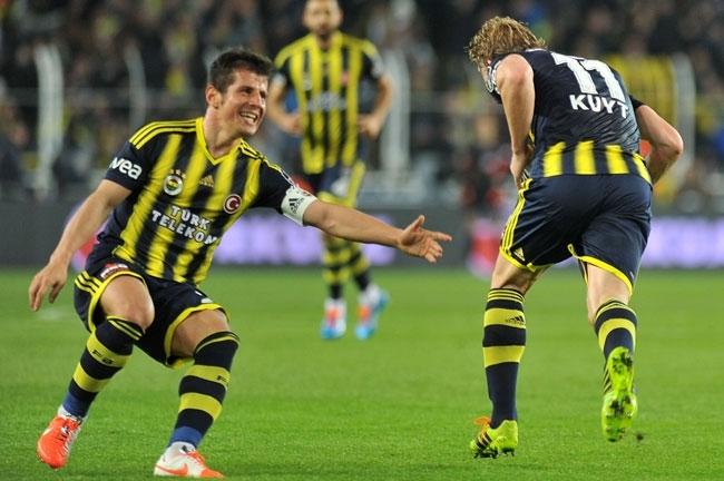 Fenerbahçe-Kayseri Erciyesspor yendi 25