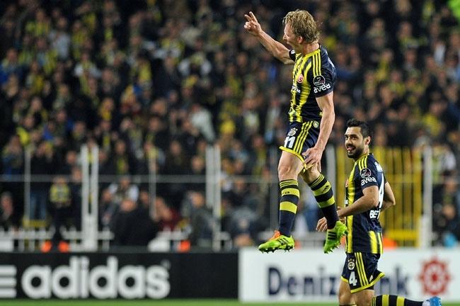 Fenerbahçe-Kayseri Erciyesspor yendi 26