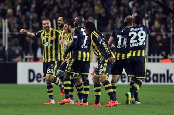 Fenerbahçe-Kayseri Erciyesspor yendi 29