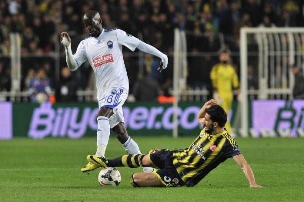 Fenerbahçe-Kayseri Erciyesspor yendi 35