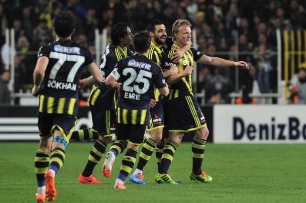 Fenerbahçe-Kayseri Erciyesspor yendi 36