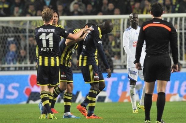 Fenerbahçe-Kayseri Erciyesspor yendi 37