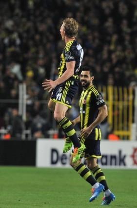 Fenerbahçe-Kayseri Erciyesspor yendi 38