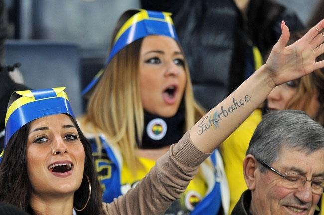 Fenerbahçe-Kayseri Erciyesspor yendi 4