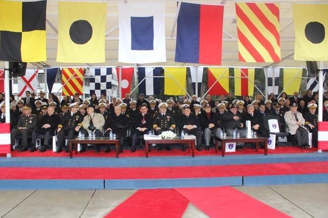 Barbaros Türk Deniz Görev Grubu yola çıktı 18