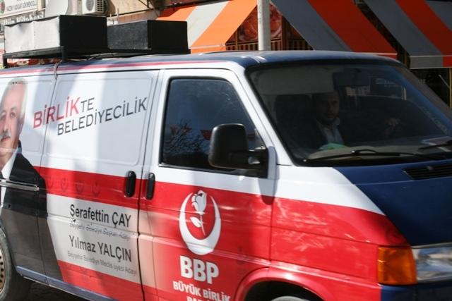 Beyşehir'in 'BEY'i kim olacak? 12