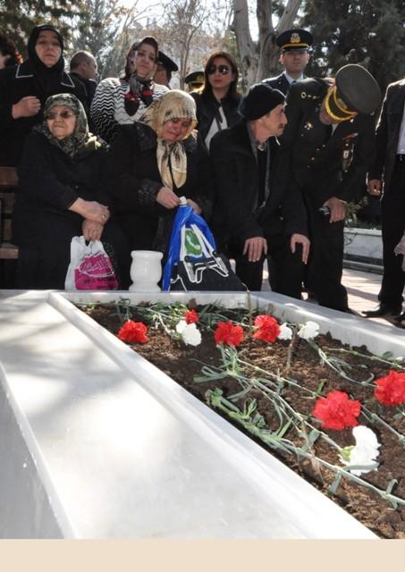 Şehitleri Anma Günü ve Çanakkale Zaferi'nin yıl dönümü 1