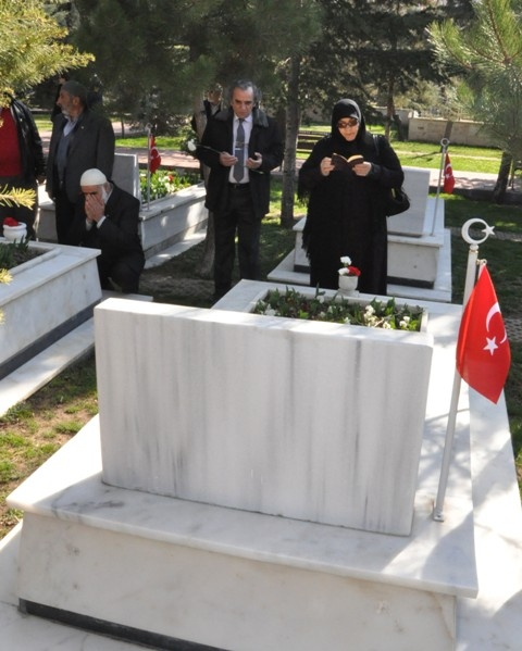 Şehitleri Anma Günü ve Çanakkale Zaferi'nin yıl dönümü 2
