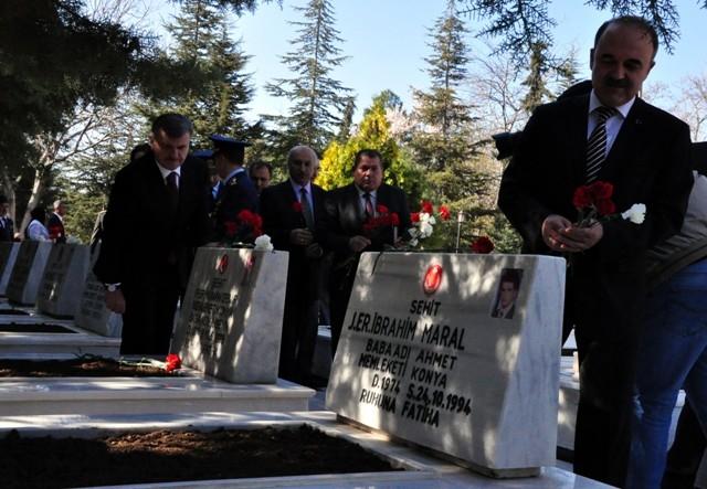 Şehitleri Anma Günü ve Çanakkale Zaferi'nin yıl dönümü 4