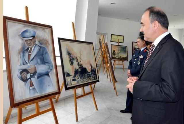 Şehitleri Anma Günü ve Çanakkale Zaferi'nin yıl dönümü 6