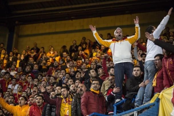 Galatasaray Şampiyonlar Ligi'ne veda etti 17