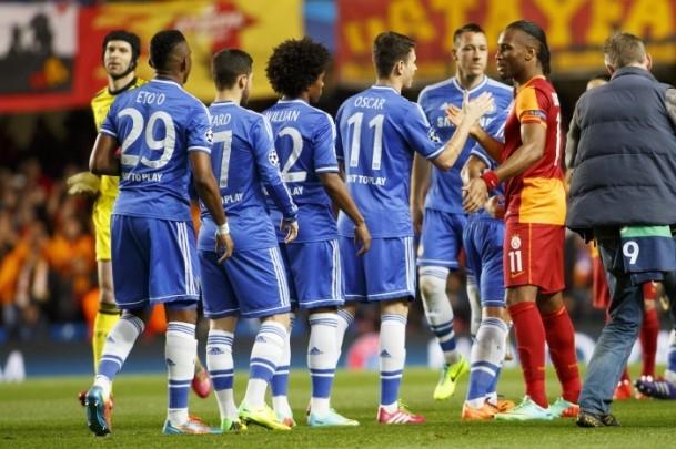 Galatasaray Şampiyonlar Ligi'ne veda etti 21