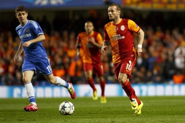 Galatasaray Şampiyonlar Ligi'ne veda etti 22