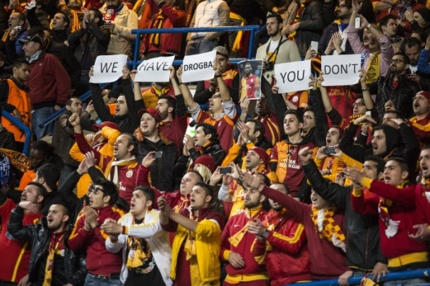 Galatasaray Şampiyonlar Ligi'ne veda etti 24