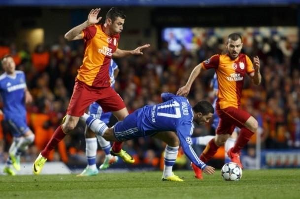 Galatasaray Şampiyonlar Ligi'ne veda etti 25