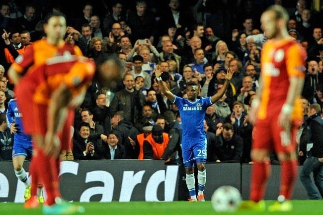 Galatasaray Şampiyonlar Ligi'ne veda etti 5