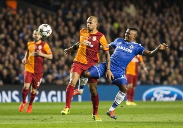 Galatasaray Şampiyonlar Ligi'ne veda etti 6