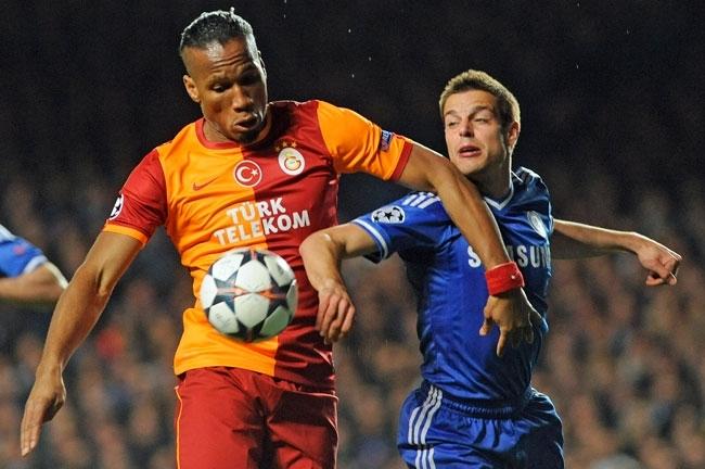 Galatasaray Şampiyonlar Ligi'ne veda etti 9