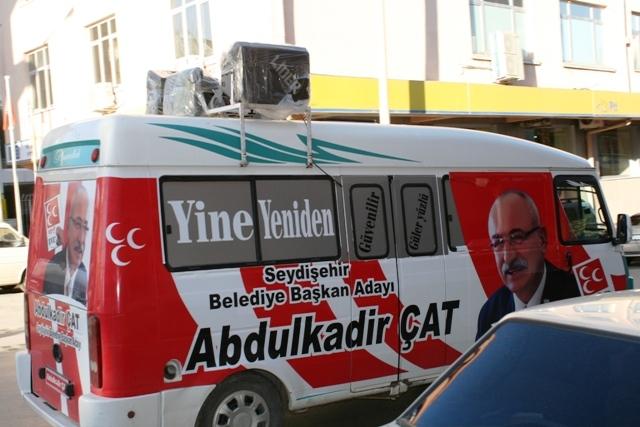 Seydişehir'de CHP seçmeni belirleyici olacak 10