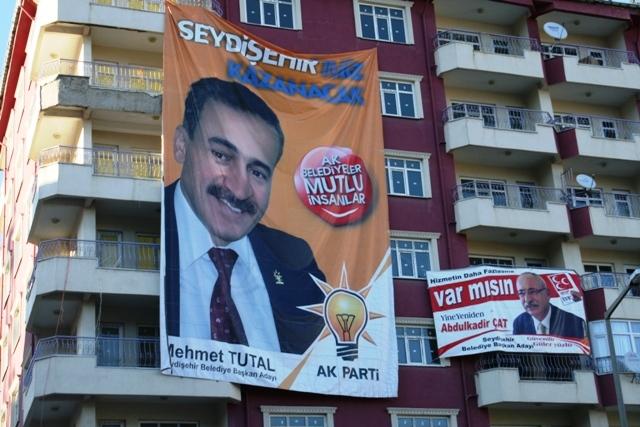 Seydişehir'de CHP seçmeni belirleyici olacak 12