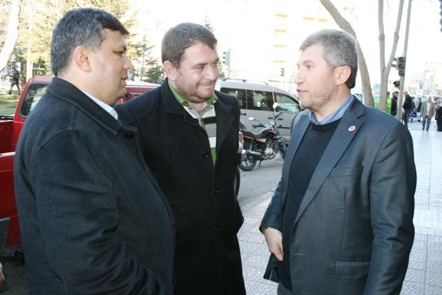 Seydişehir'de CHP seçmeni belirleyici olacak 13