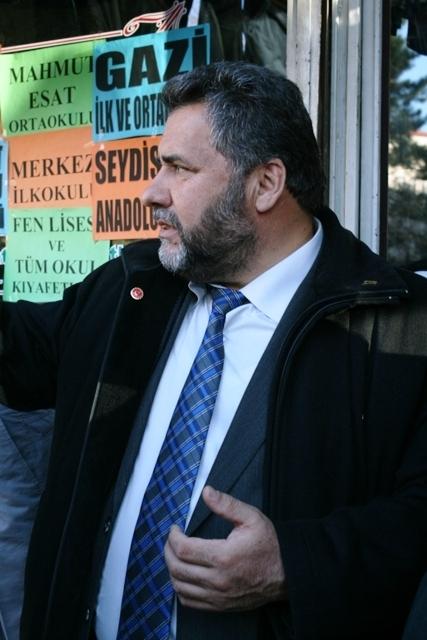 Seydişehir'de CHP seçmeni belirleyici olacak 15