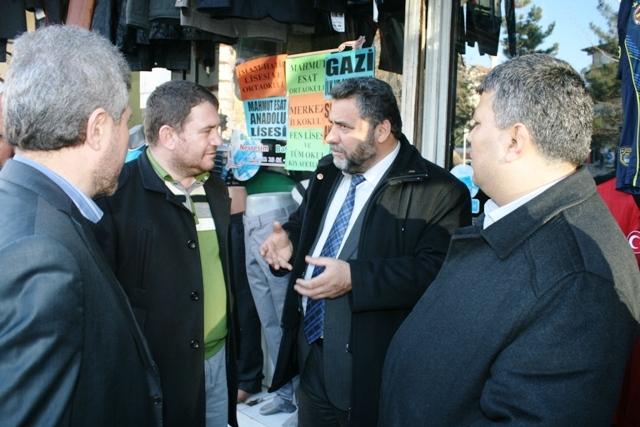 Seydişehir'de CHP seçmeni belirleyici olacak 16