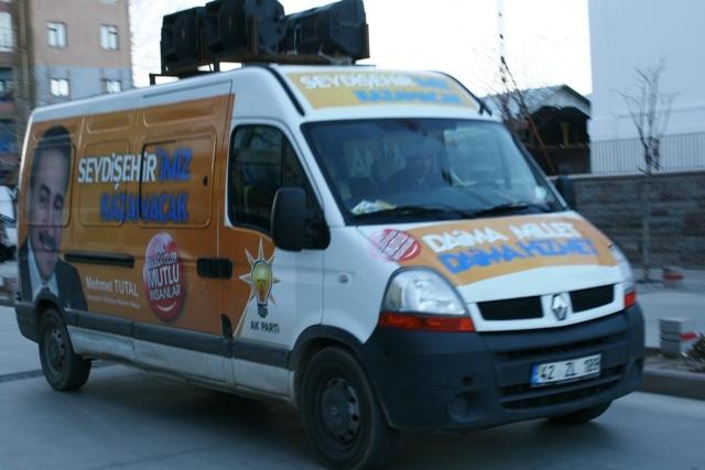 Seydişehir'de CHP seçmeni belirleyici olacak 20
