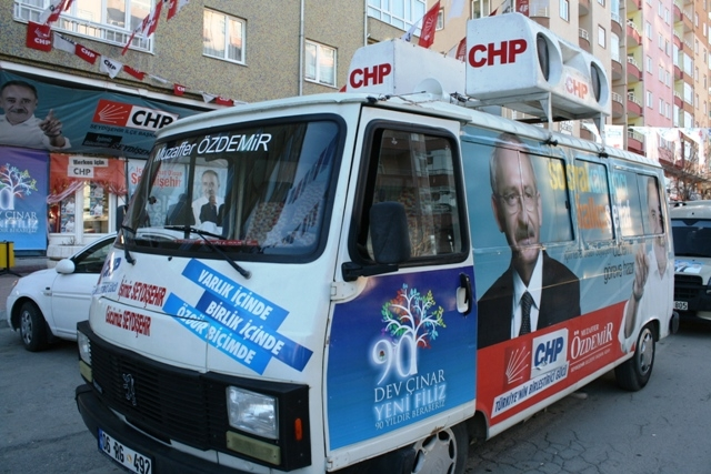Seydişehir'de CHP seçmeni belirleyici olacak 22