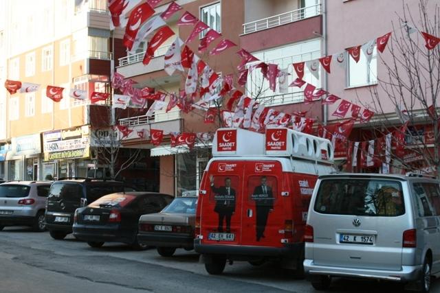Seydişehir'de CHP seçmeni belirleyici olacak 24