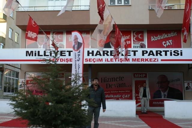 Seydişehir'de CHP seçmeni belirleyici olacak 26