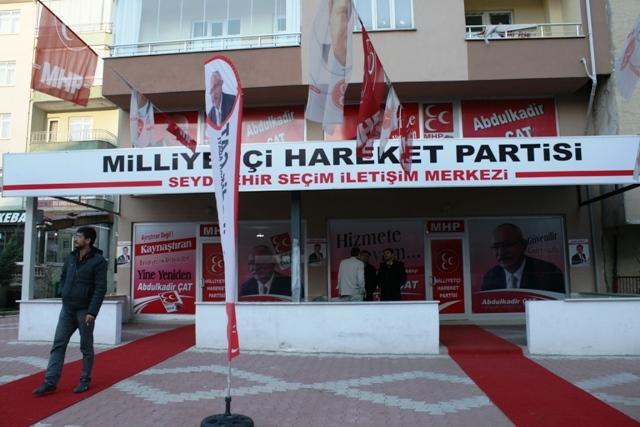 Seydişehir'de CHP seçmeni belirleyici olacak 27