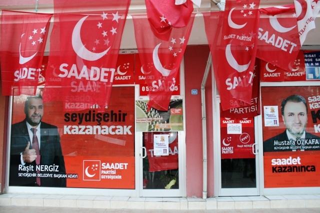 Seydişehir'de CHP seçmeni belirleyici olacak 30