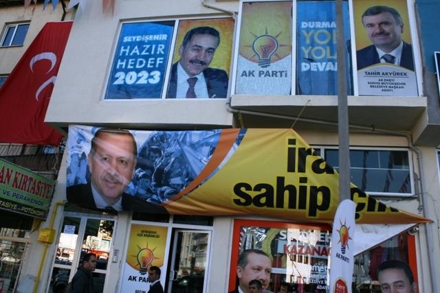 Seydişehir'de CHP seçmeni belirleyici olacak 5