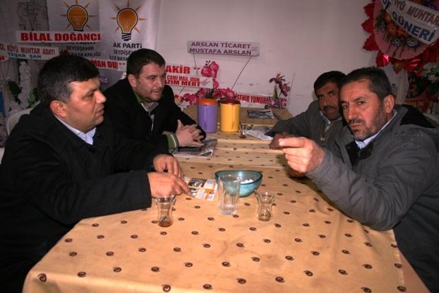 Seydişehir'de CHP seçmeni belirleyici olacak 7