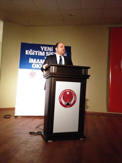 TİMAV, Van'da yeni eğitim sistemini anlattı 1