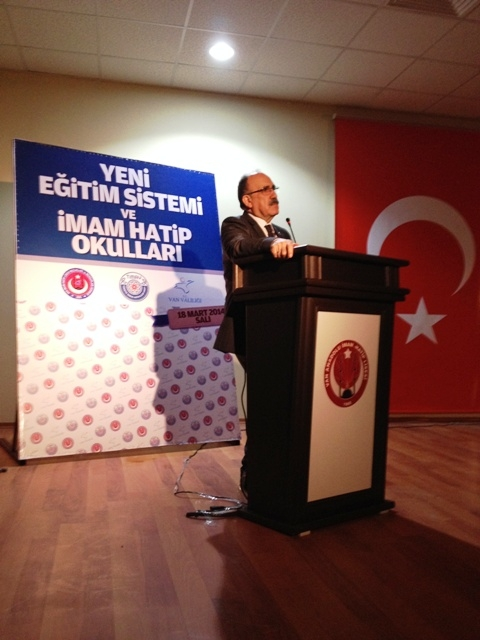 TİMAV, Van'da yeni eğitim sistemini anlattı 2
