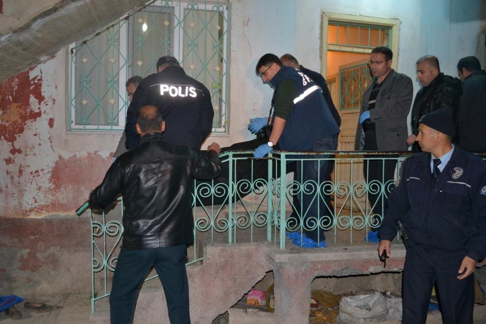 Konya'da Ereğli İlçesinde cinayet 2