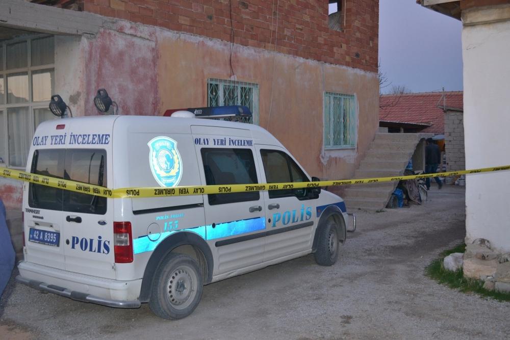 Konya'da Ereğli İlçesinde cinayet 3