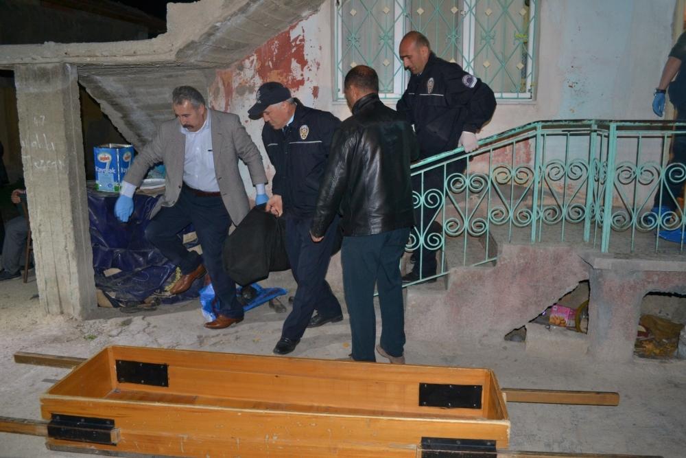 Konya'da Ereğli İlçesinde cinayet 4