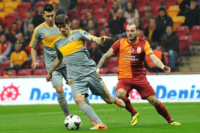 Galatasaray 0 - 1 Kayserispor 10
