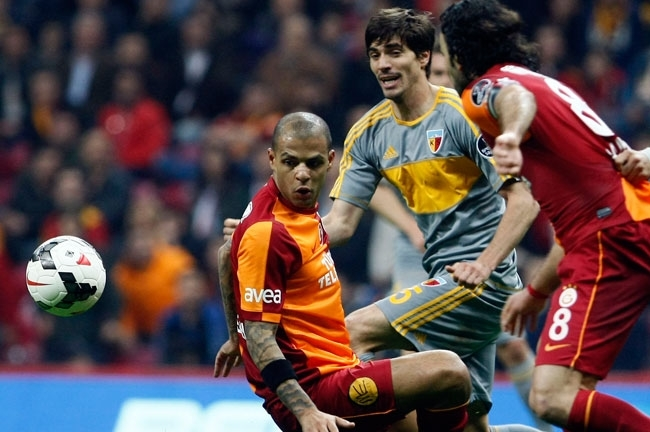 Galatasaray 0 - 1 Kayserispor 12