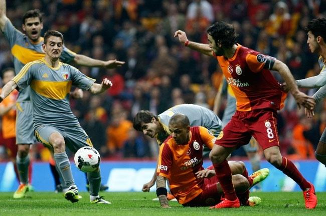 Galatasaray 0 - 1 Kayserispor 14