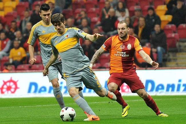 Galatasaray 0 - 1 Kayserispor 15