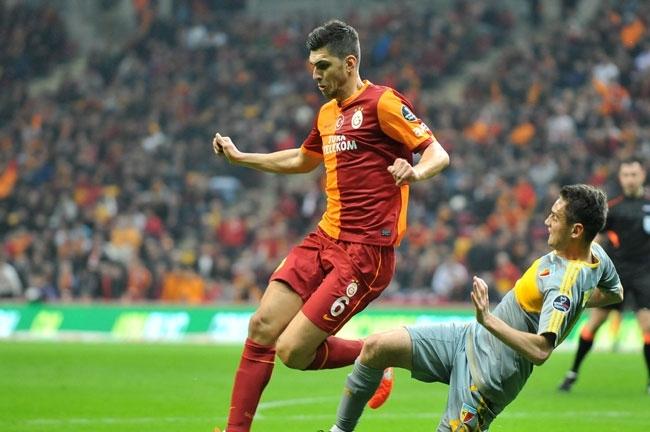 Galatasaray 0 - 1 Kayserispor 5