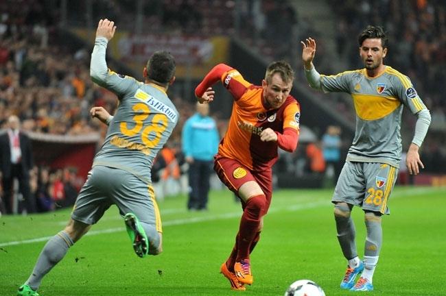 Galatasaray 0 - 1 Kayserispor 6