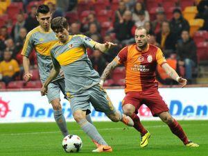 Galatasaray 0 - 1 Kayserispor