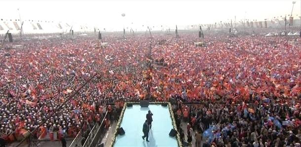 AK Parti'nin İstanbul mitingi 15