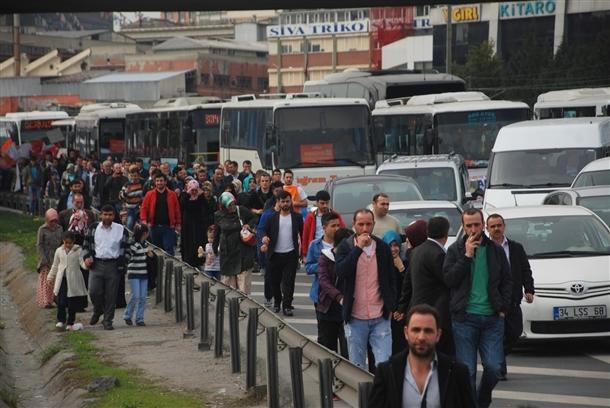 AK Parti'nin İstanbul mitingi 6