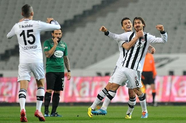 Beşiktaş 3 - 0 Akhisar Belediyespor 10